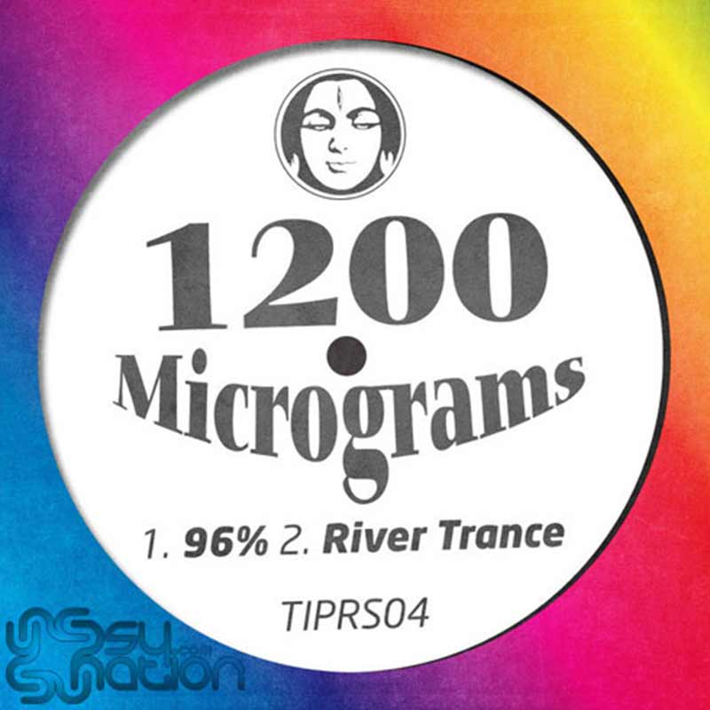 1200 Micrograms - 96%