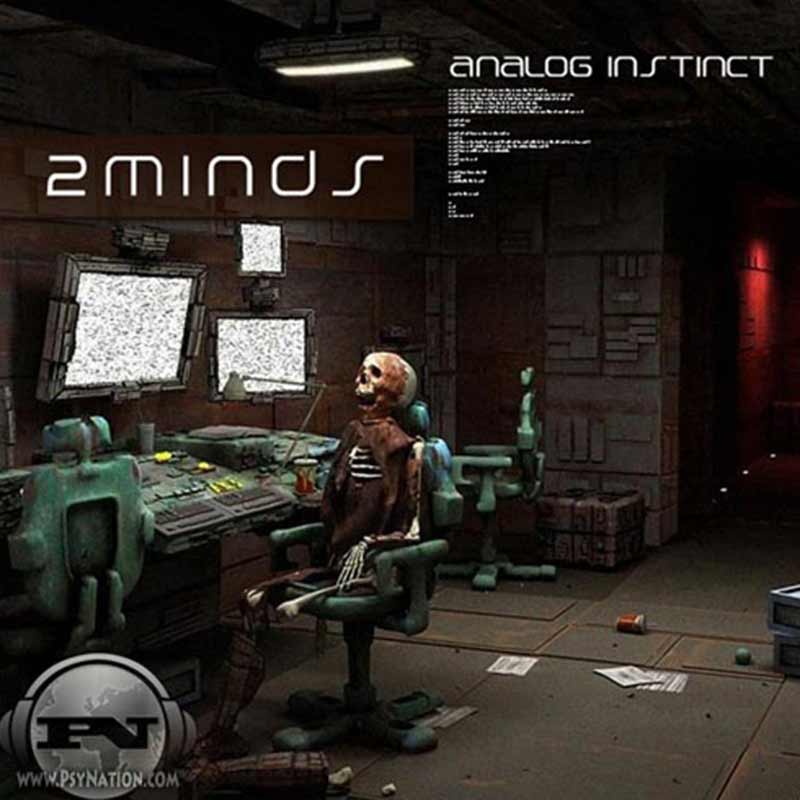 2Minds - Analog Instinct EP