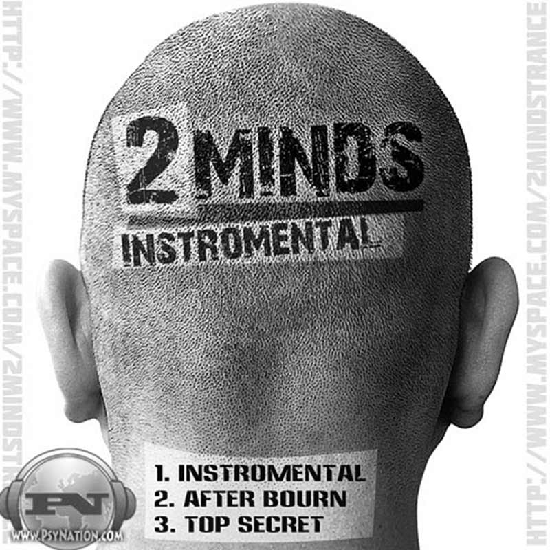 2Minds - Instromental EP