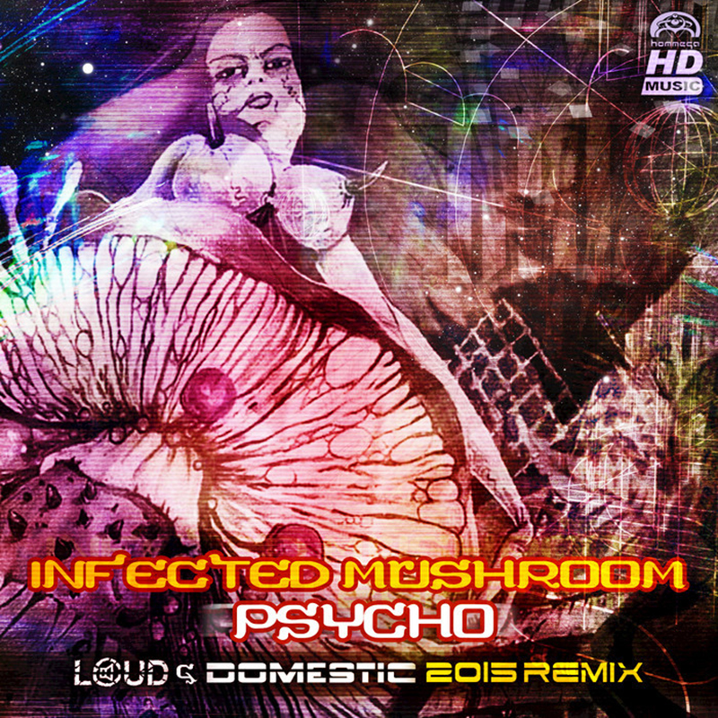 Infected Mushroom - Psycho (Loud & Domestic Remix)