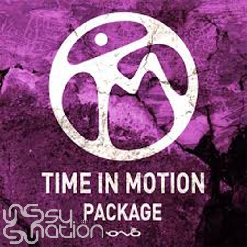 Time In Motion - Package