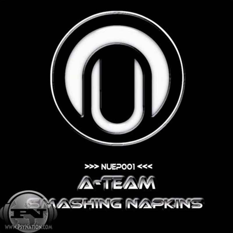 A-Team - Smashing Napkins EP