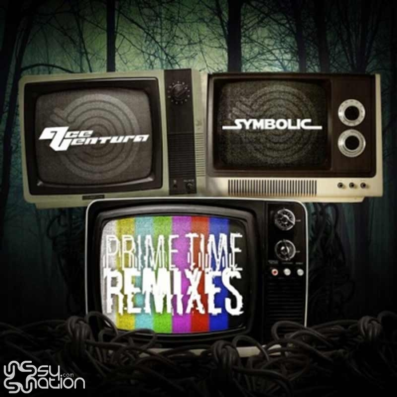 Ace Ventura & Symbolic - Prime Time Remixes