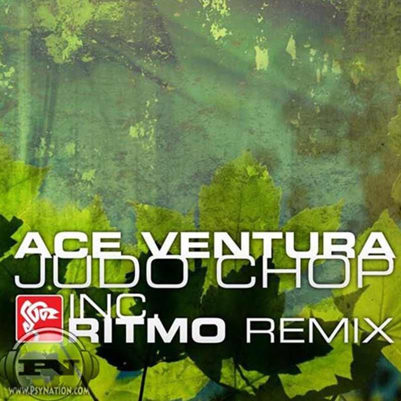 Ace Ventura - Judo Chop