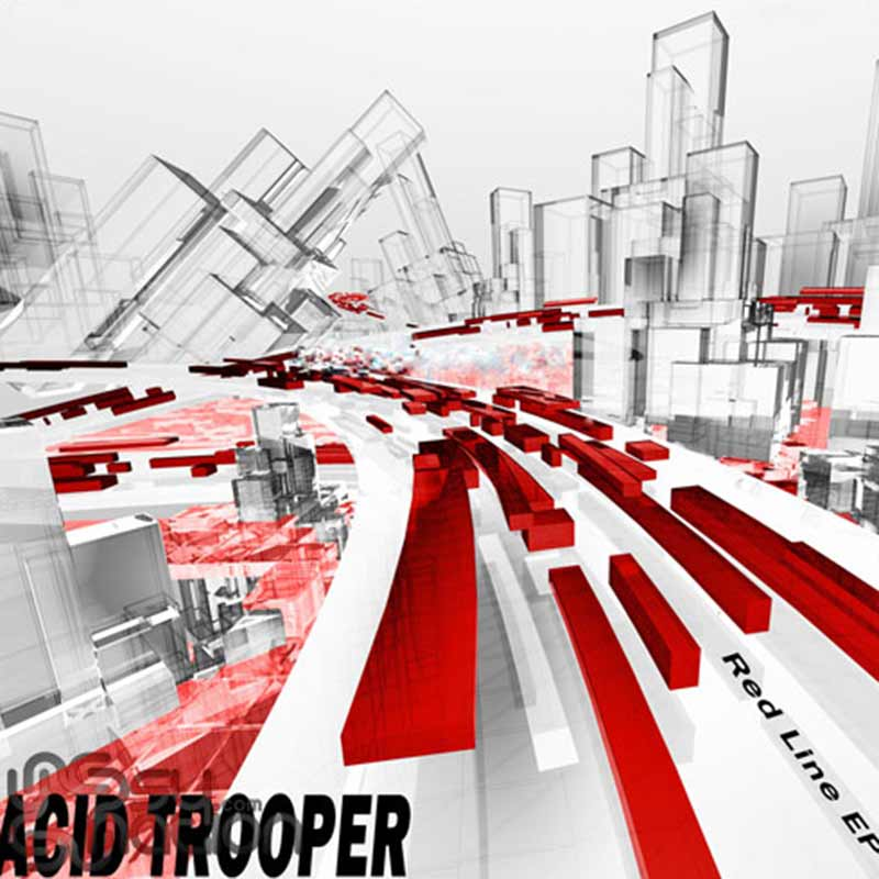 Acid Trooper - Red Line EP