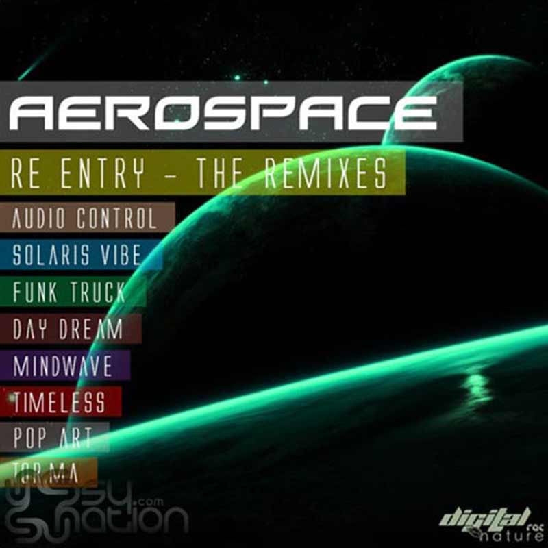 Aerospace - Re Entry: The Remixes