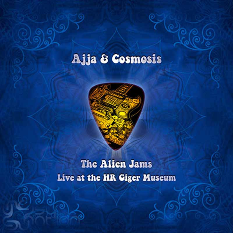 Ajja & Cosmosis - The Alien Jams