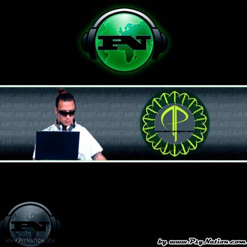 Alien Project - Live & DJ Set In Brazil (Set)
