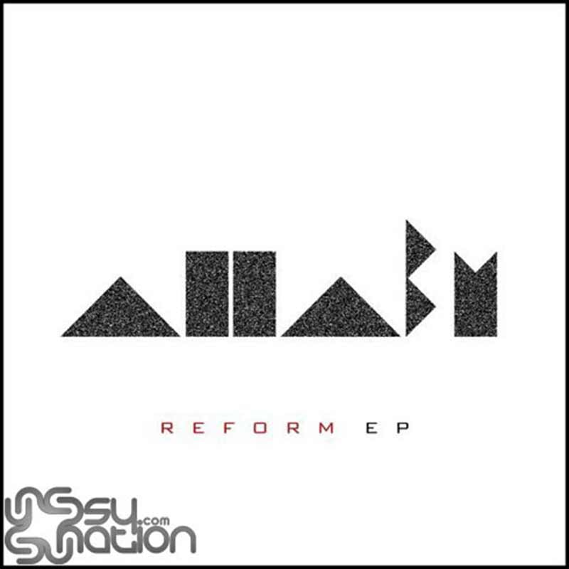 Allaby - Reform EP