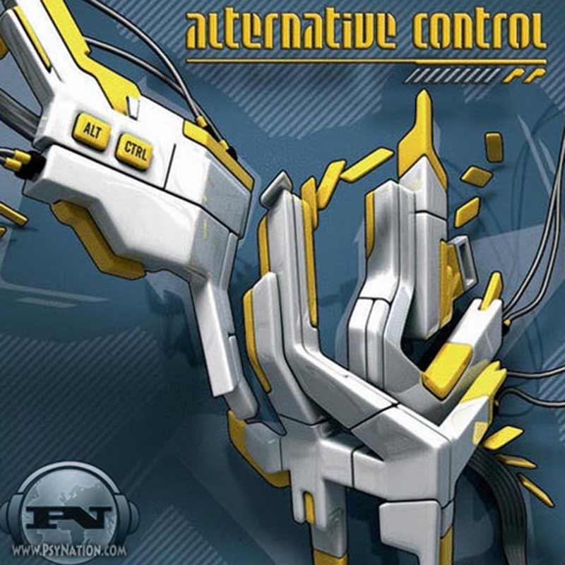 Alternative Control - Alt+Ctrl