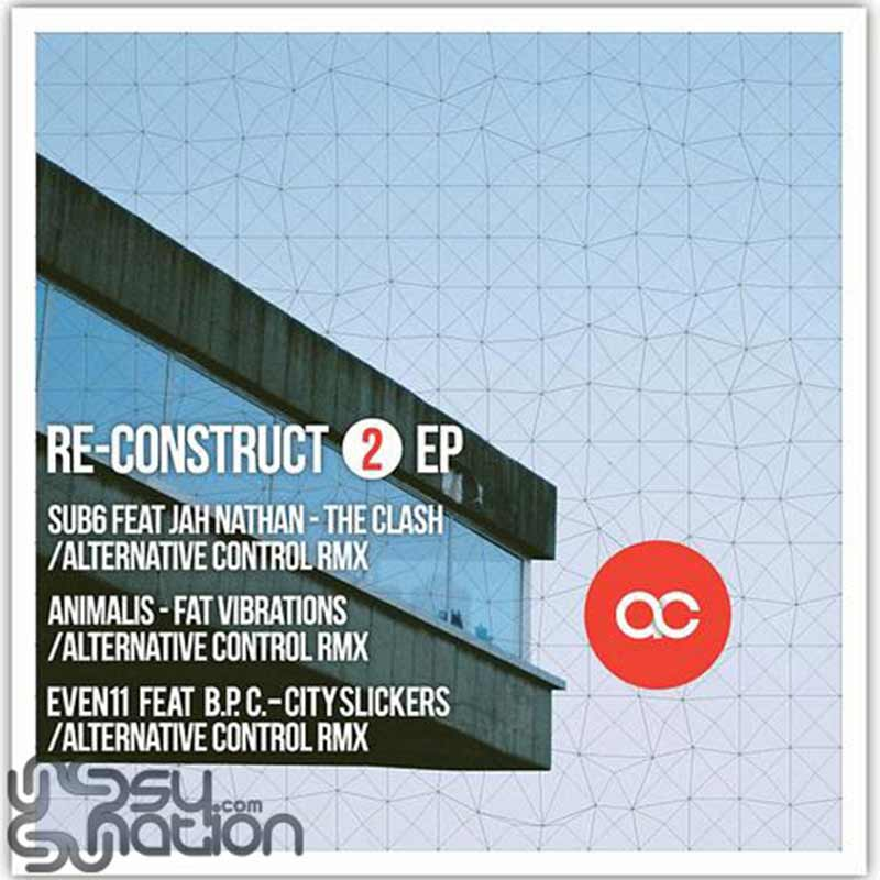 Alternative Control - Re-Construct 2 EP