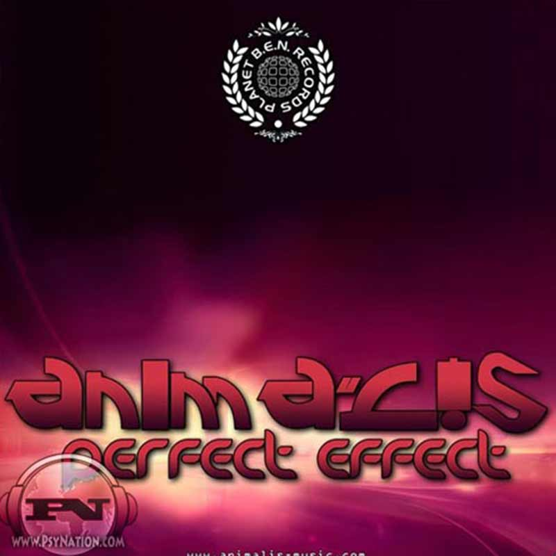 Animalis - Perfect Effect EP
