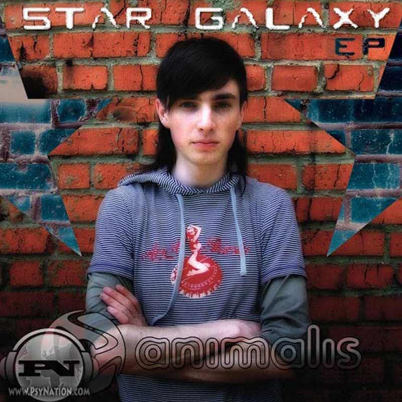 Animalis - Star Galaxy EP