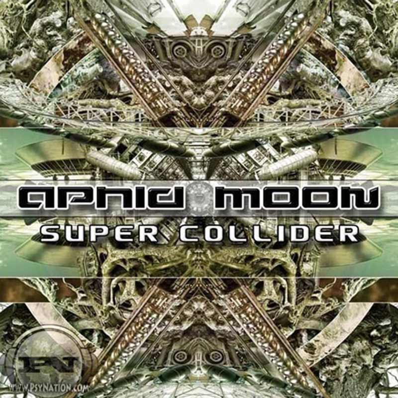 Aphid Moon - Super Collider
