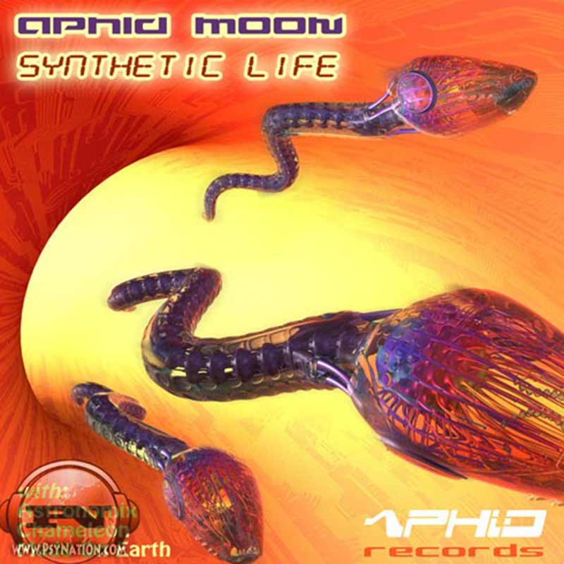 Aphid Moon - Synthetic Life EP