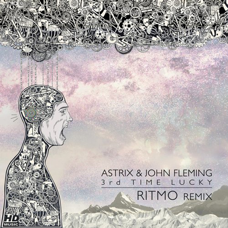 Astrix - 3rd Time Lucky (Ritmo Remix)