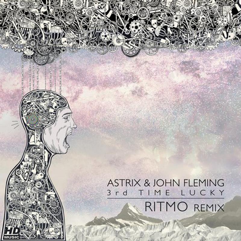 Astrix - 3rd Time Lucky (Ritmo Remix)