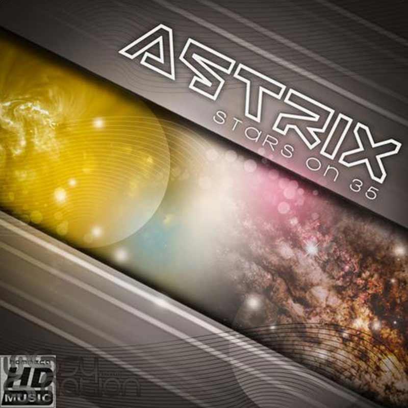 Astrix - Stars On 35