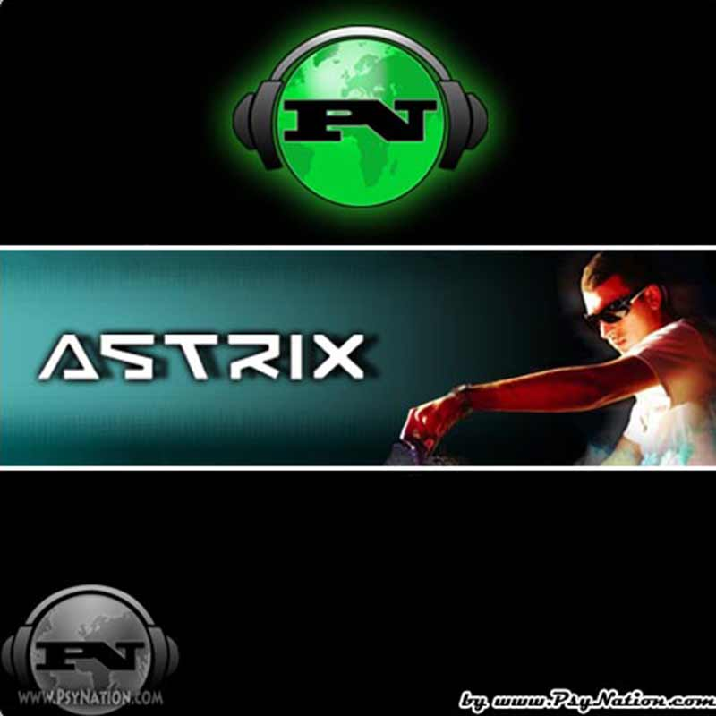 Astrix - Trance For Nations 001 (Set)