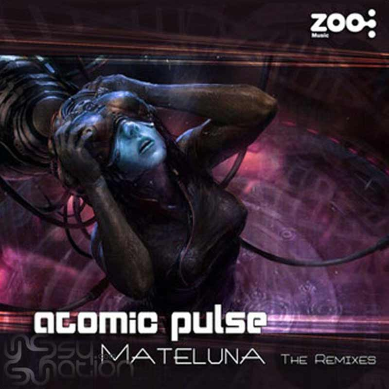 Atomic Pulse - Mateluna: The Remixes