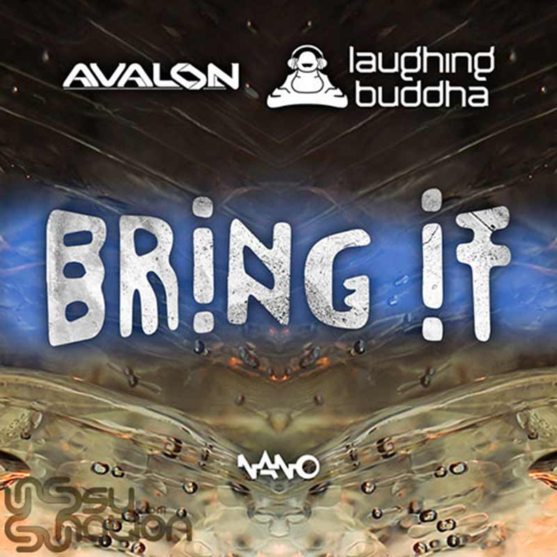 Avalon & Laughing Buddha - Bring It