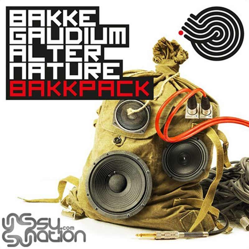 Bakke, Gaudium & Alter Nature - Bakkpack