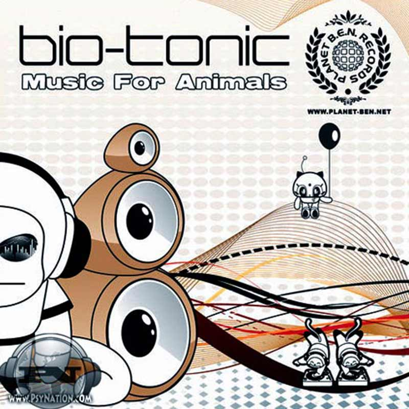 Bio-Tonic - Music For Animals