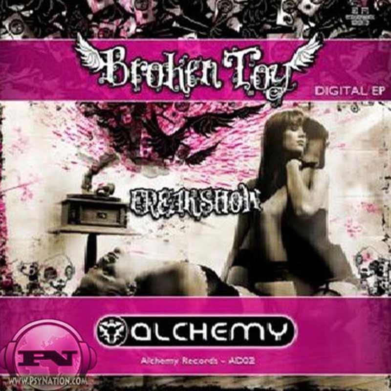 Broken Toy - Freakshow EP