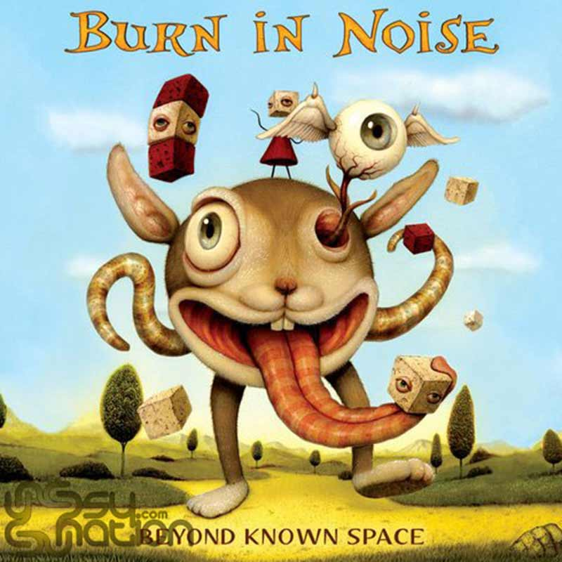 Burn In Noise - Beyond Known Space