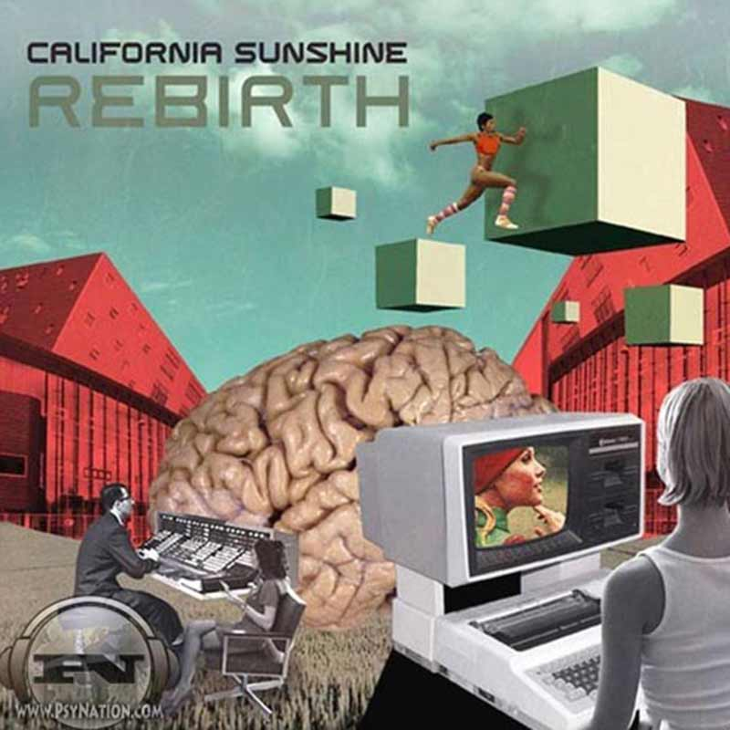 California Sunshine - Rebirth