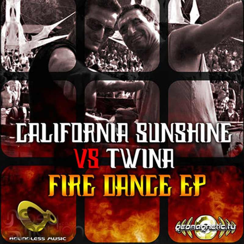 California Sunshine Vs. Twina - Fire Dance EP