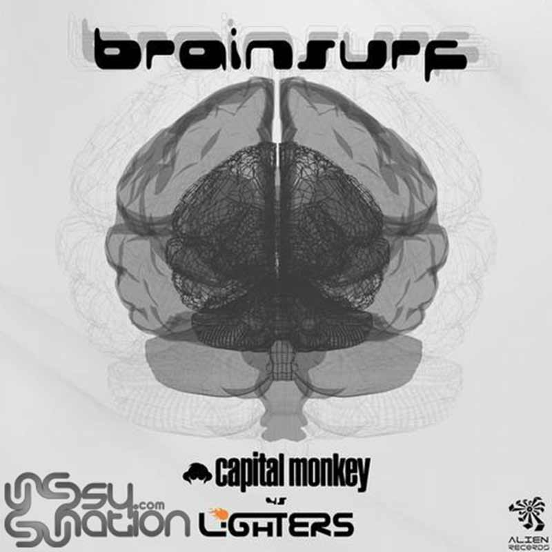 Capital Monkey & Lighters - Brainsurf