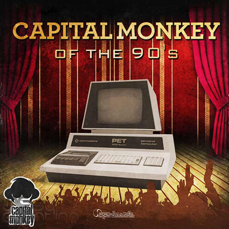 Capital Monkey - Of The 90's