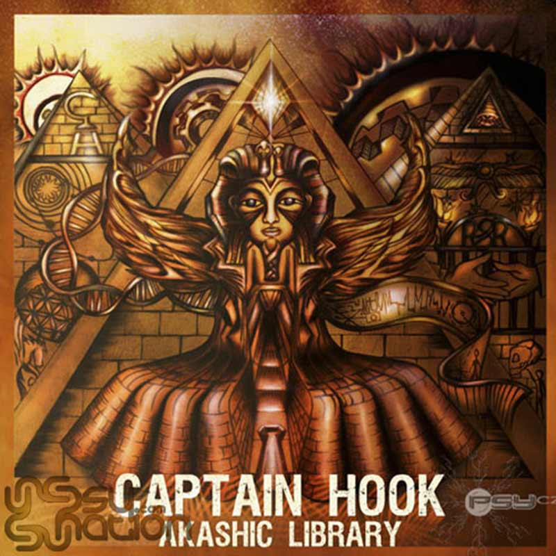 Captain Hook - Akashic Library
