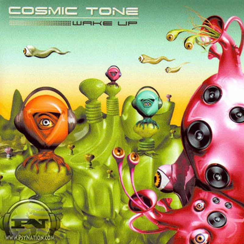 Cosmic Tone - Wake Up