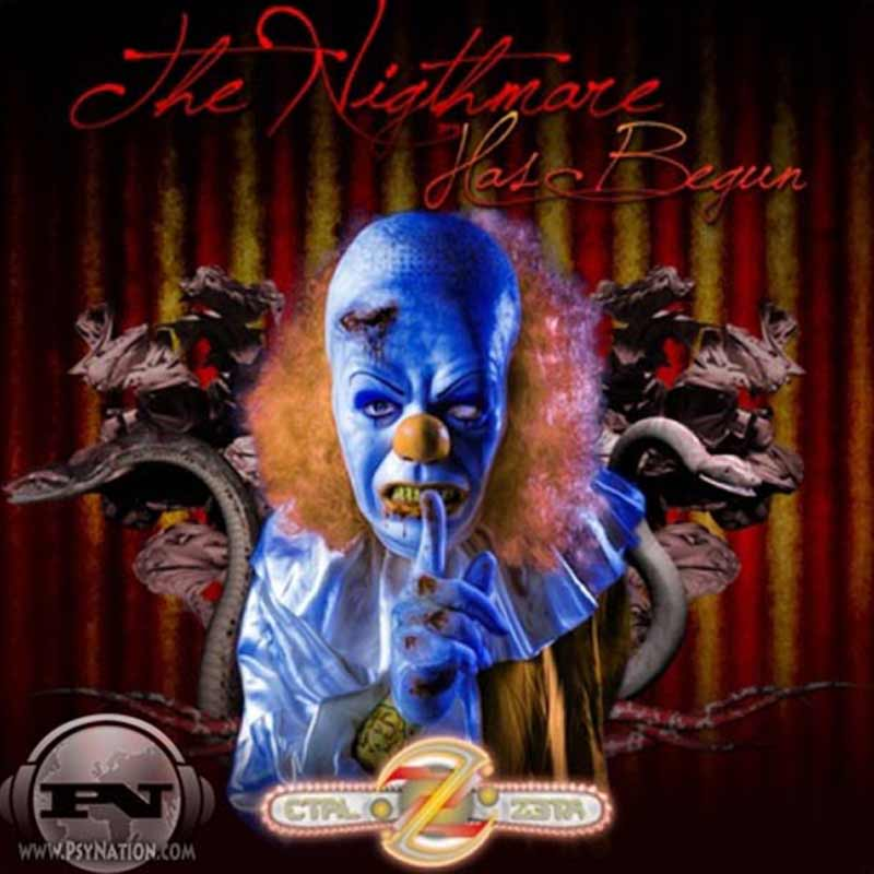 Ctrlz3ta - The Nightmare Has Begun