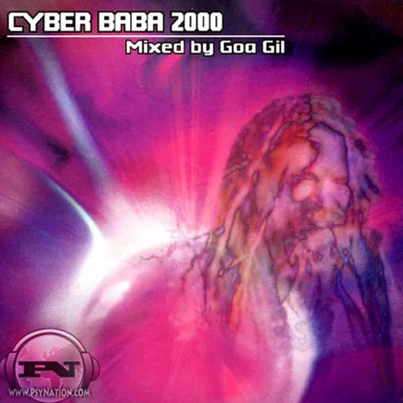 V.A. - Cyber Baba 2000 (Mixed by Goa Gil)