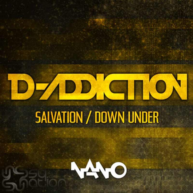 D-Addiction - Salvation / Down Under