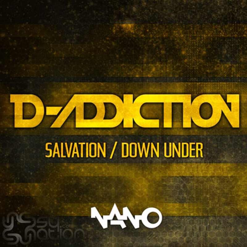D-Addiction - Salvation / Down Under