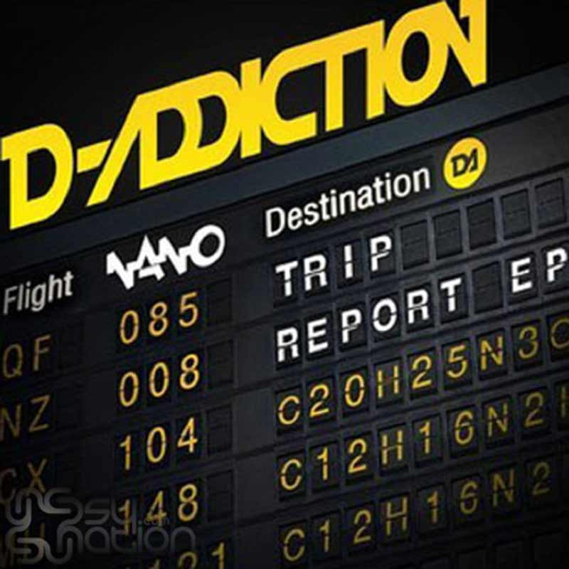 D-Addiction – Trip Report EP