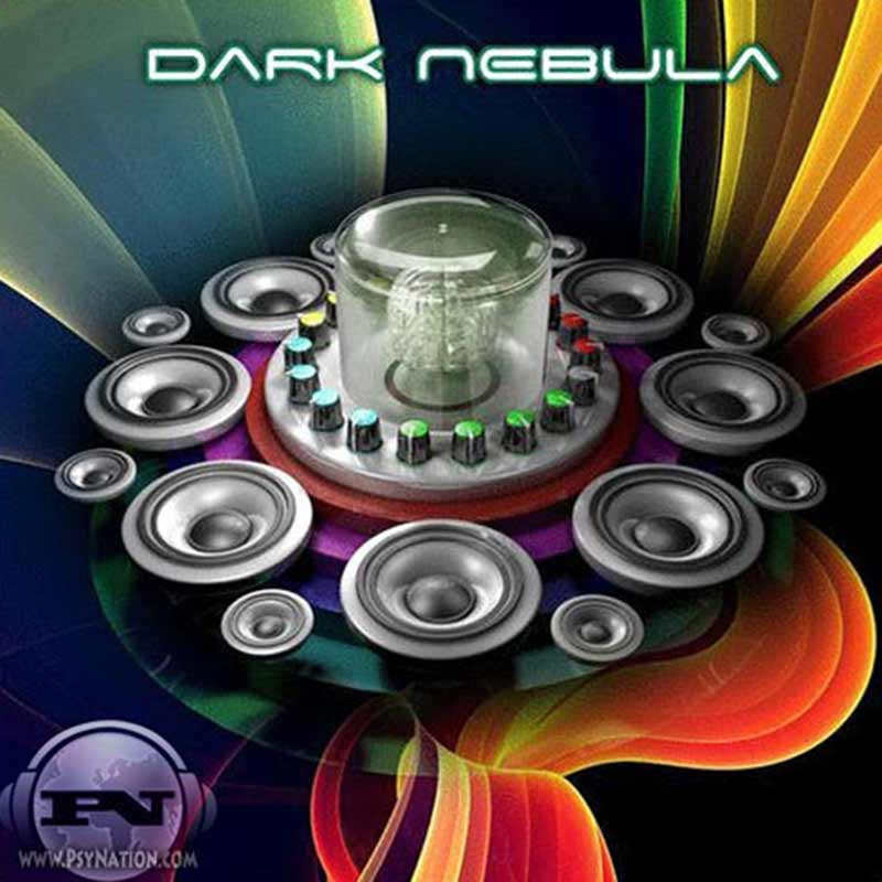 Dark Nebula - Weird Sound Generator