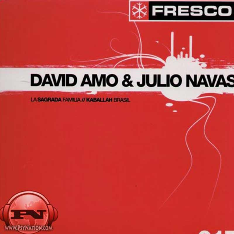 David Amo & Julio Navas - La Sagrada Familia / Kaballah Brasil