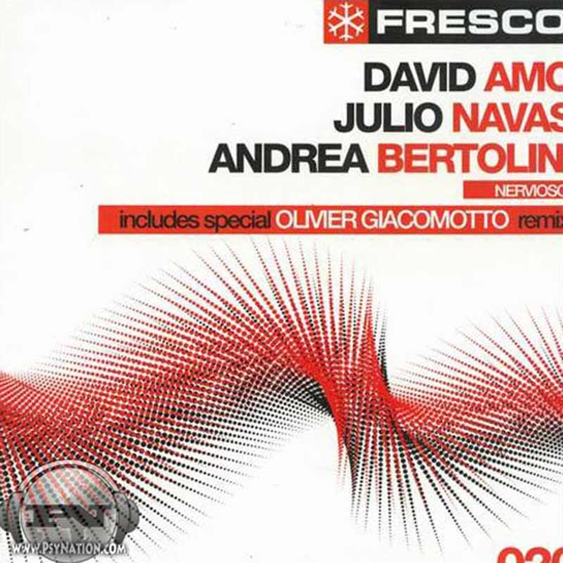 David Amo & Julio Navas And Andrea Bertolini - Nervioso
