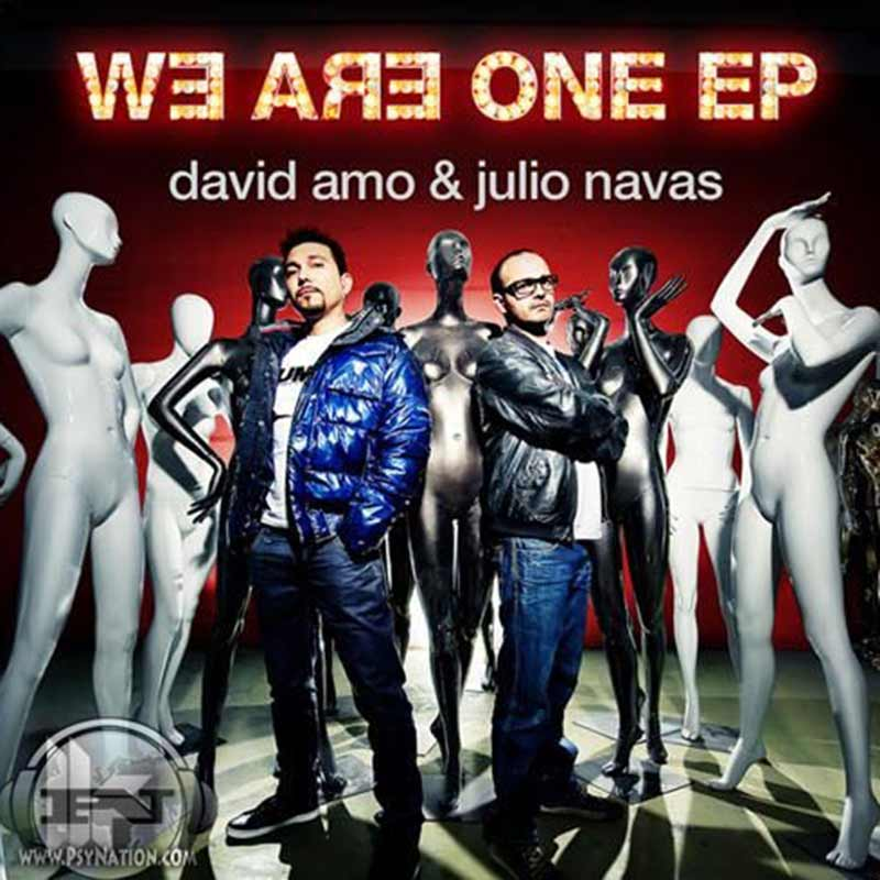 David Amo & Julio Navas - We Are One EP