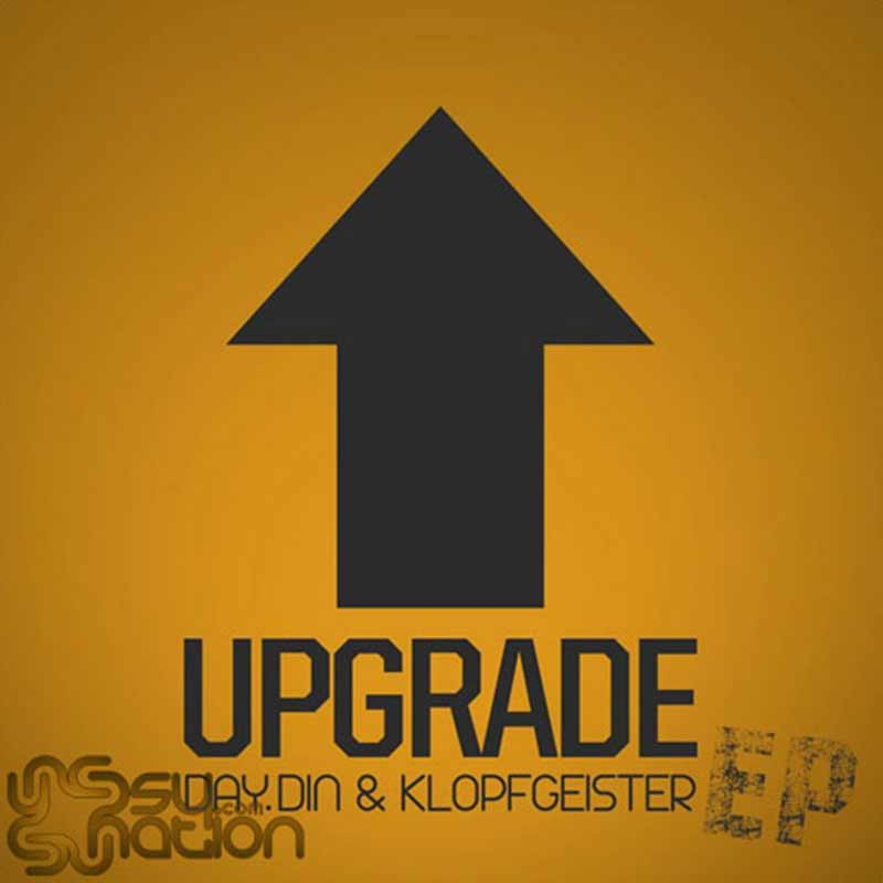 Day.Din & Klopfgeister - Upgrade EP
