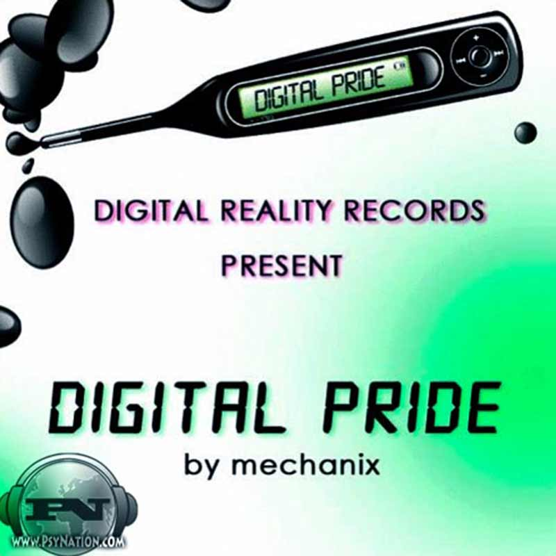 V.A. - Digital Pride (Compiled by Mechanix)