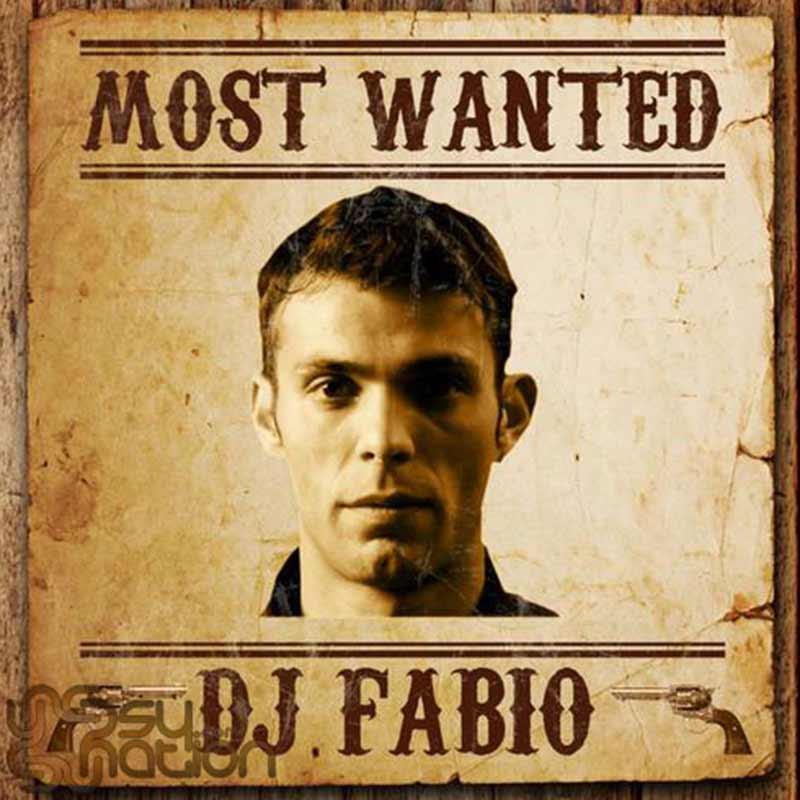 DJ Fabio - Most Wanted