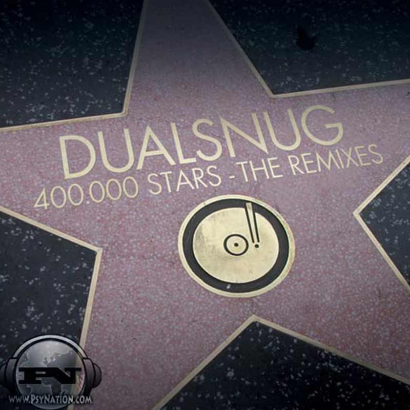 Dualsnug - 400.000 Stars: The Remixes
