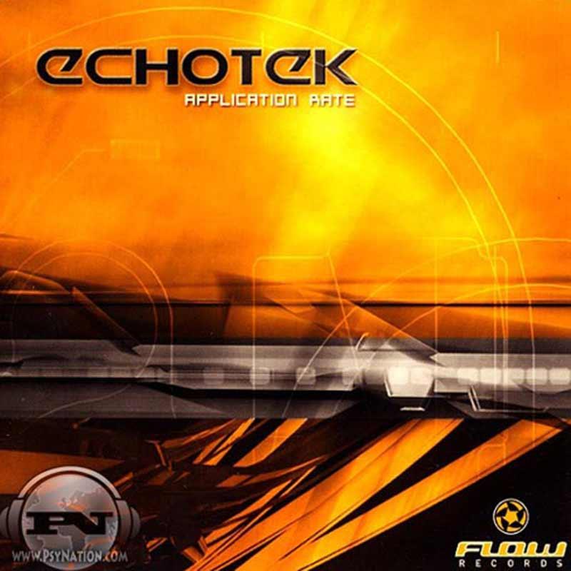 Echotek - Application Rate