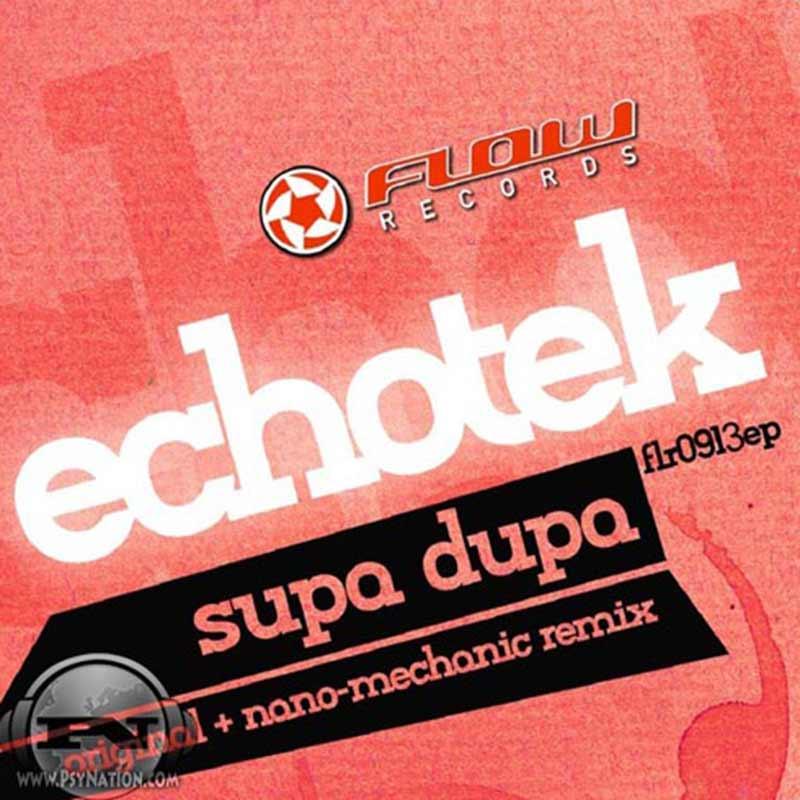 Echotek - Echotek EP